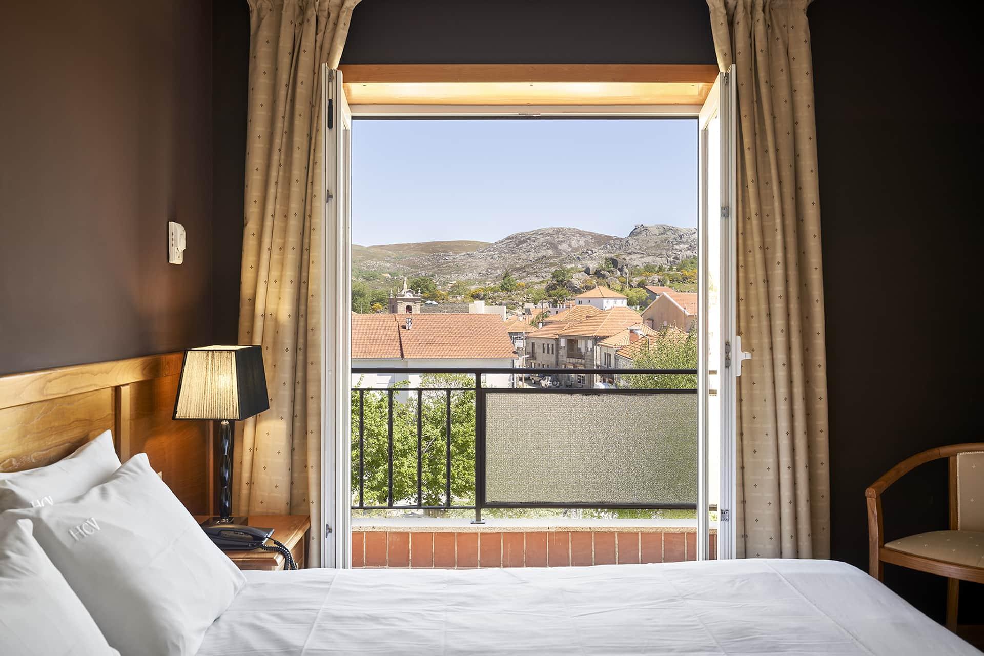 Hotel Castrum Villae - Walk Hotels - Castro Laboreiro - Quarto Twin Terraço