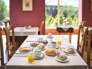 Hotel Castrum Villae - Walk Hotels - Castro Laboreiro - Pequeno-almoço
