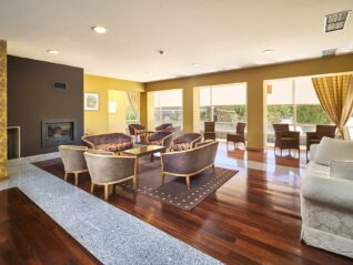 Hotel Castrum Villae - Walk Hotels - Castro Laboreiro - Sala de estar
